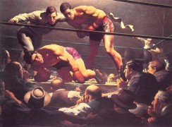the Brown Bomber by ROBERT RIGGS victory of Joe Louis over Max Schmeling